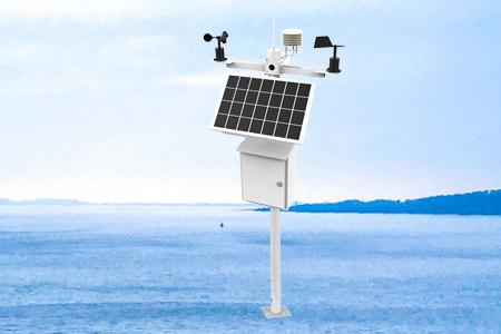 立杆式水质监测系统