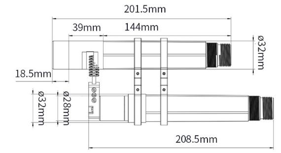 cod/bod检测仪尺寸
