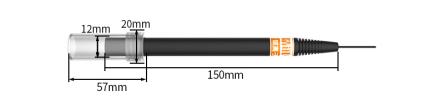 氟离子复合电极