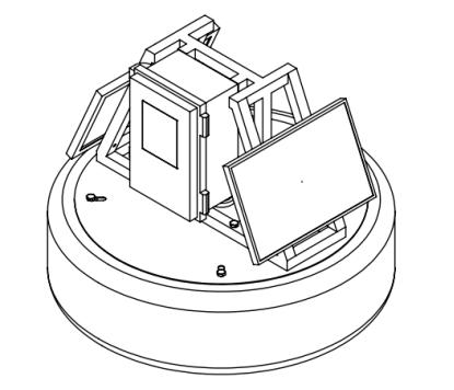 浮漂式水质监测系统